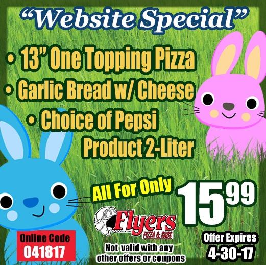 April web special