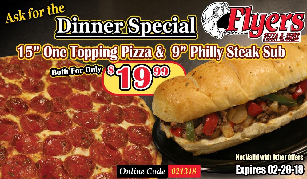 DinnerSpecialFeb18