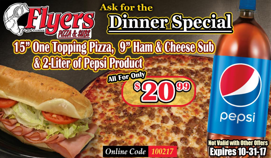 DinnerSpecialOct17